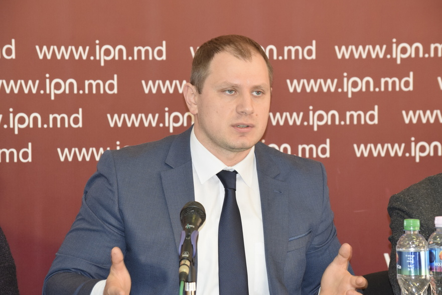 Ştefan Gligor, director de programe CPR Moldova