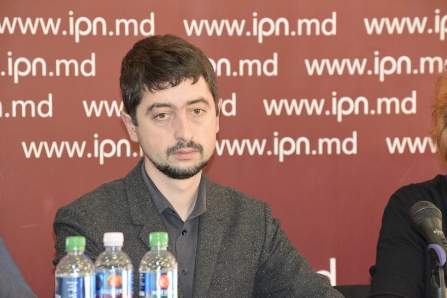 Valeriu Paşa, expert Comunitatea WatchDog.md