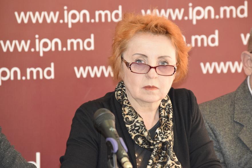 Liliana Carasciuc, director Transparency International