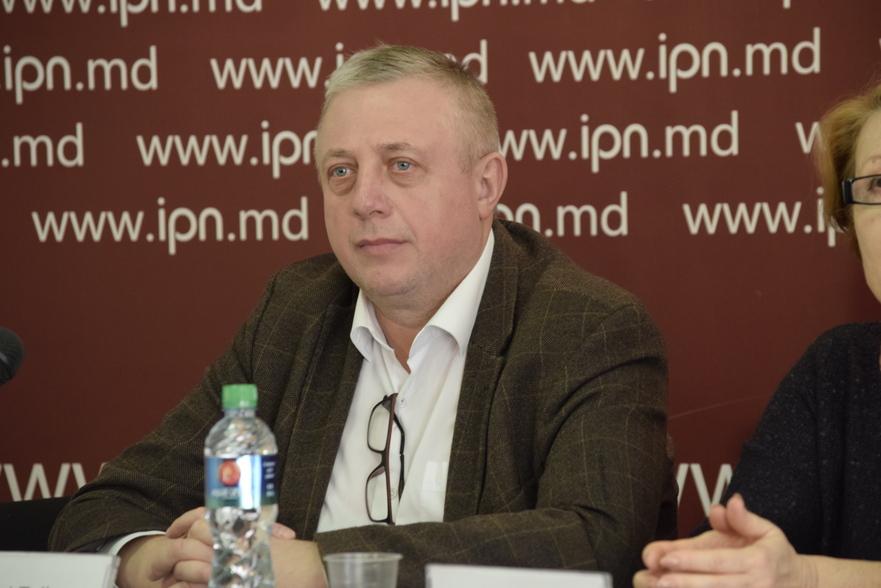 Alexei Tulbure, comentator politic