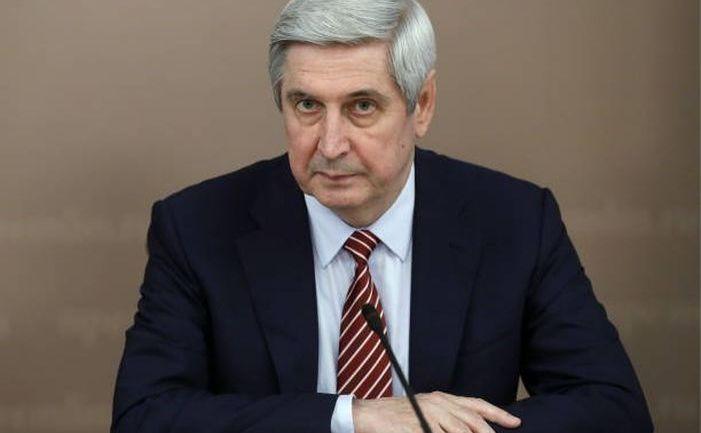 Vicepreşedintele Dumei de Stat a Rusiei, Ivan Melnikov.