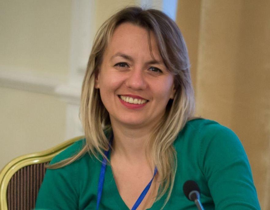 """Iuliana Cantaragiu, experta Asociaţiei Obşteşti """"Centrul Naţional de Mediu"""""""