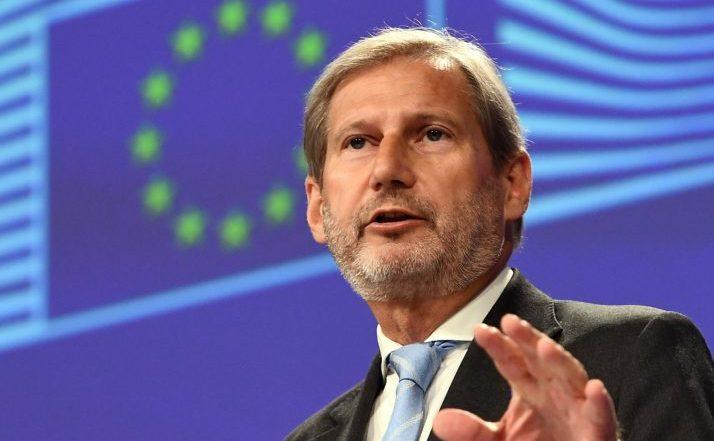 Comisarul UE pentru Politică Europeană de Vecinătate şi Negocieri pentru Extindere, Johannes Hahn.
