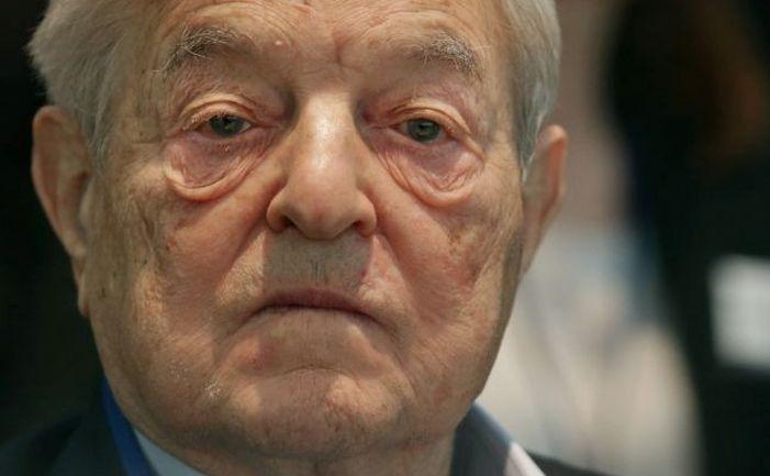Miliardarul american de origine ungară George Soros