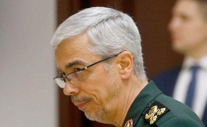 Şeful Statului Major al armatei iraniene, general-maiorul Mohammed Bagheri