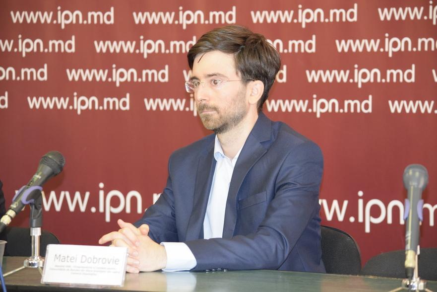 Matei Dobrovie, USR