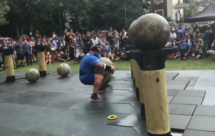 Cel mai puternic om din lume 2018 (2018 World's Strongest Man)