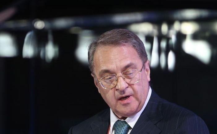 Mihail Bogdanov, adjunct al ministrului rus de Externe