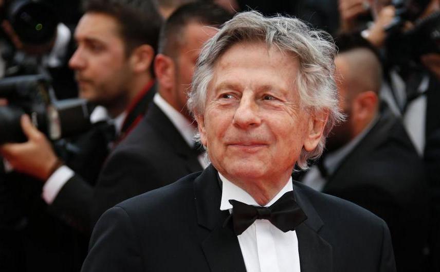 Regizorul de filme Roman Polanski
