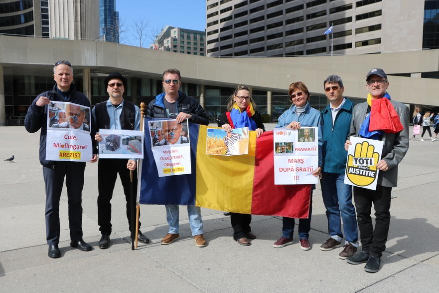 Protest Toronto