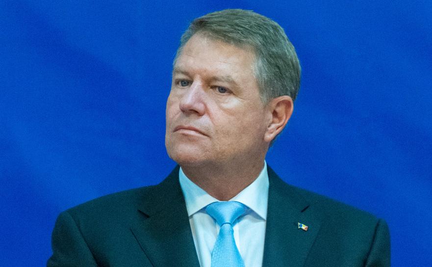 Preşedintele Klaus Iohannis