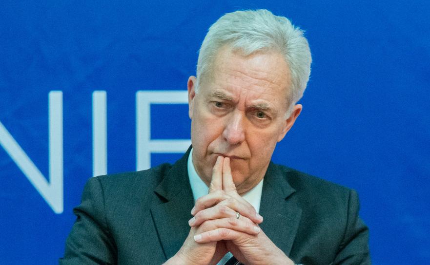 Hans Klemm, ambasadorul SUA