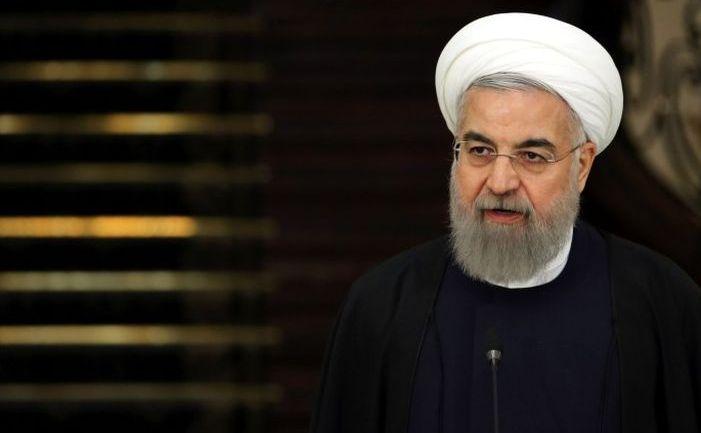 Preşedintele iranian Hassan Rohani