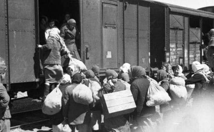Deportaţi în Siberia