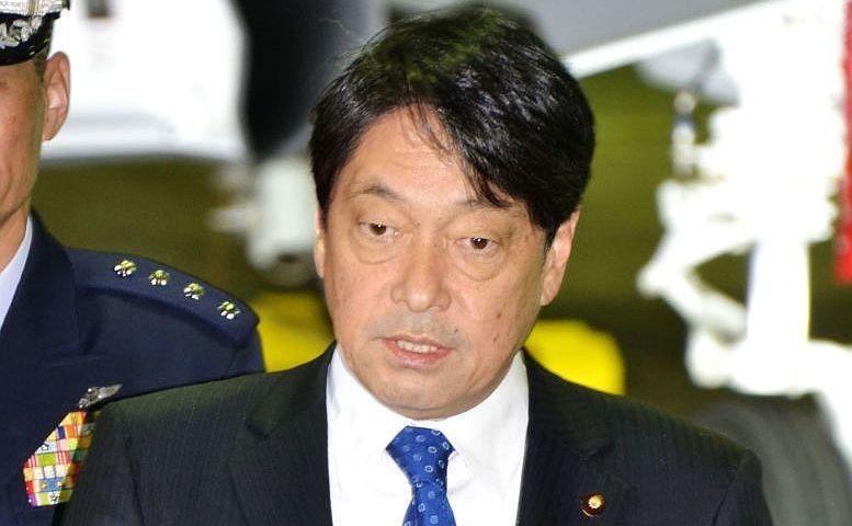 Ministrul japonez al apărării, Itsunori Onodera