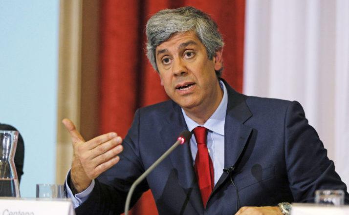 Mário Centeno, preşedintele Eurogrupului