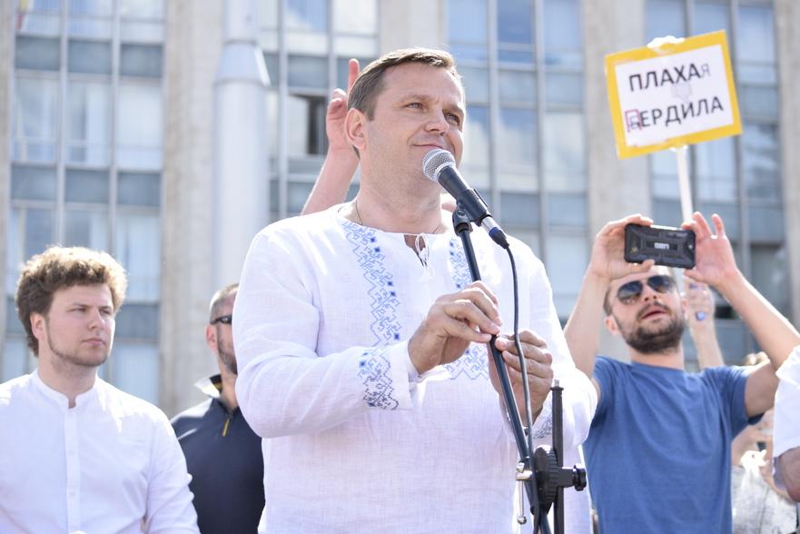 Andrei Năstase, preşedintele Platformei Demnitate şi Adevăr