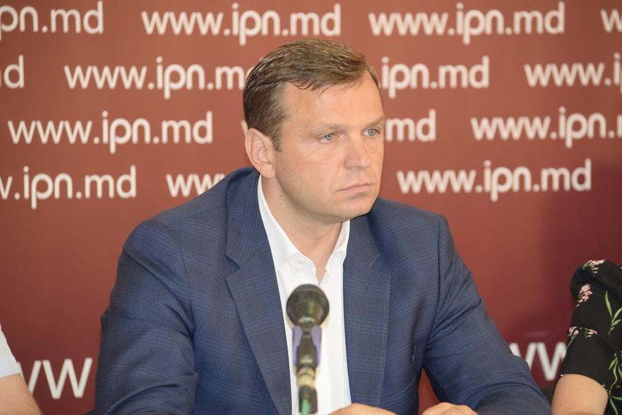 Andrei Năstase, preşedintele Platforme Demnitate şi Adevăr