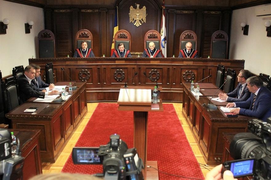 Judecătorii CCM din R. Moldova