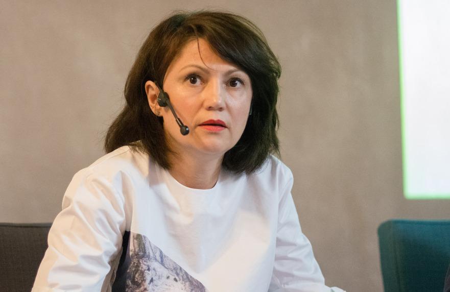 Carmen Uscatu (Asociatia Daruieste Viata),