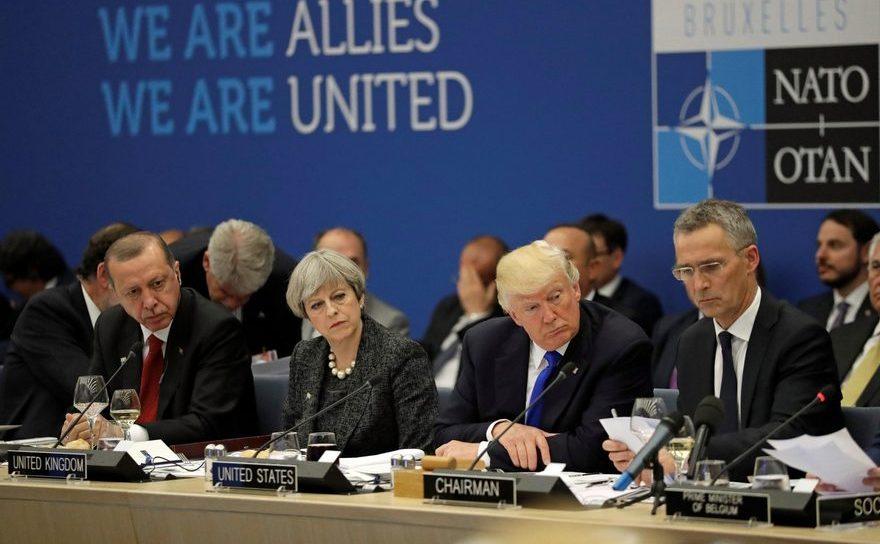 Summit NATO cu probleme, 11 iulie 2018, Bruxelles