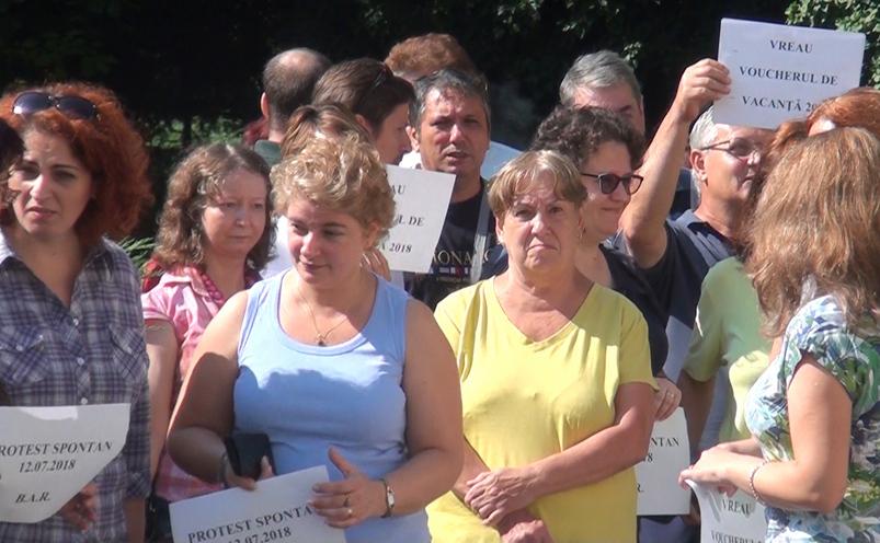 Protest Academia Română