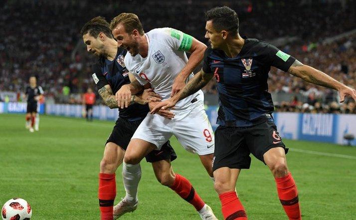 Croaţia a învins formaţia Angliei cu scorul   de 2-1 (0-1, 1-1), la capătul prelungirilor în a doua semifinală a CM 2018.