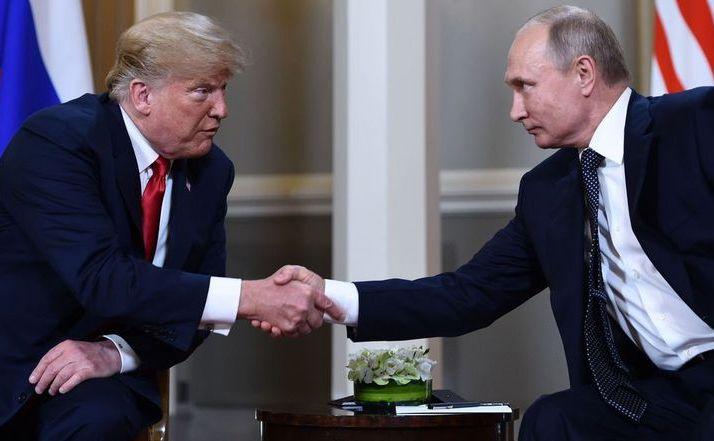 Summit istoric în Helsinki, Donald Trump şi Vladimir Putin