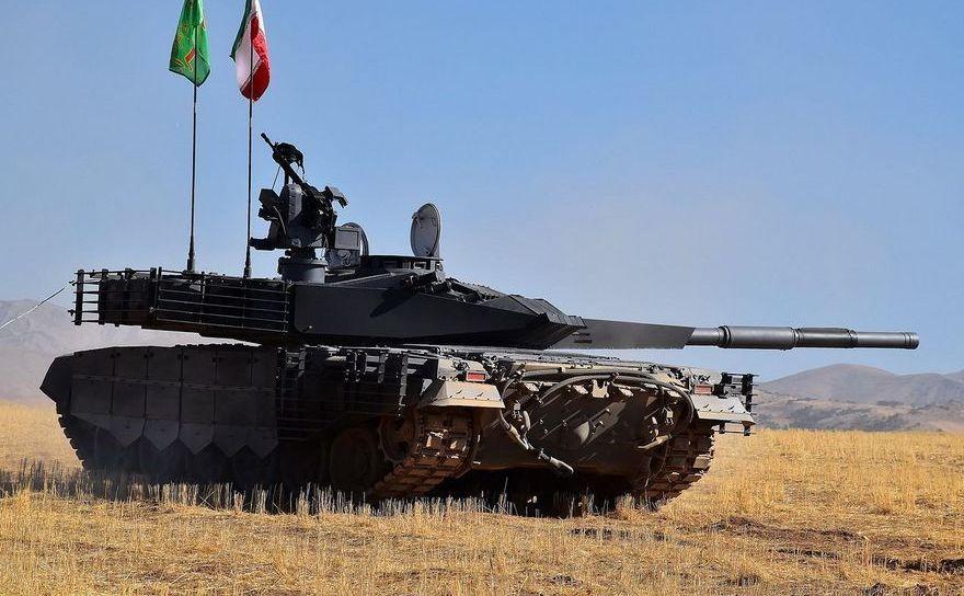 Tanc de luptă iranian Karrar