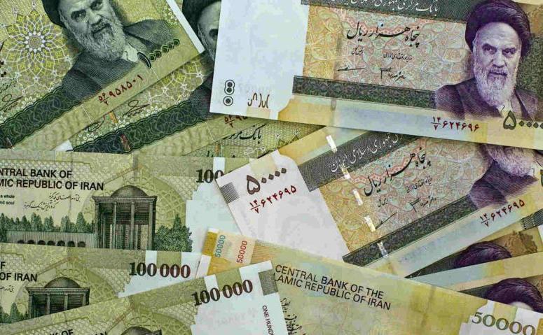Riali iranieni