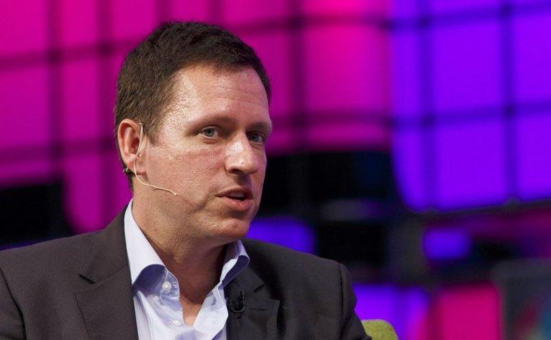 Peter Thiel, fondatorul companiei Palantir