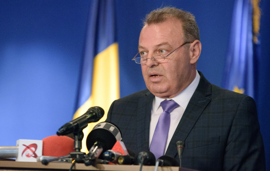 Lucian Sova (Ministrul Transporturilor),