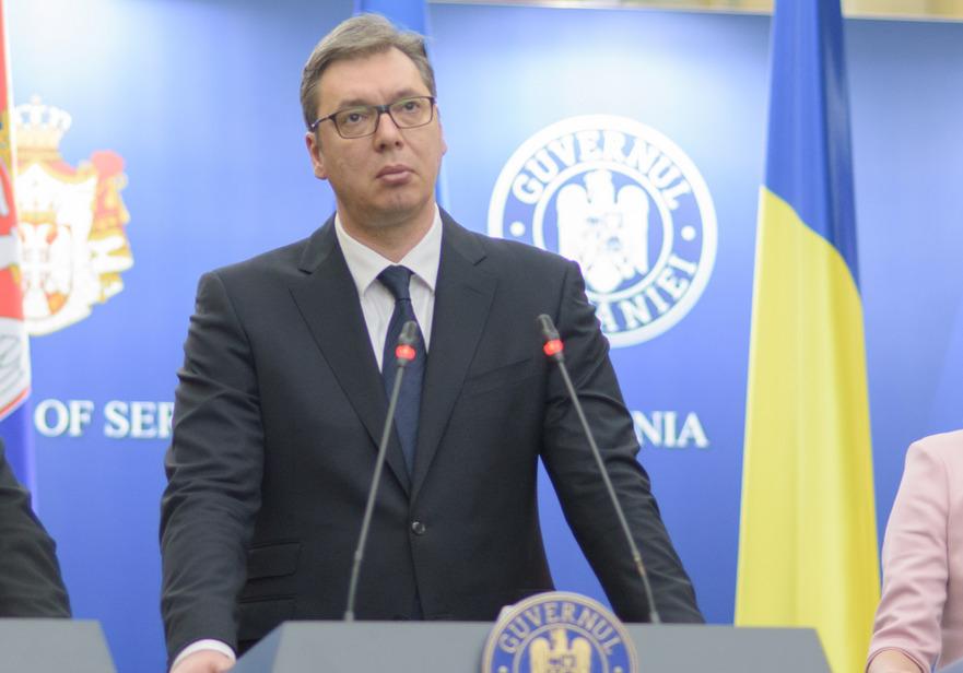 Aleksandar Vucic (Presedinte al Serbiei),