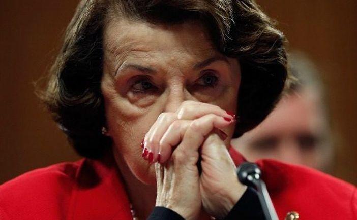 Senatorul democrat american Dianne Feinstein