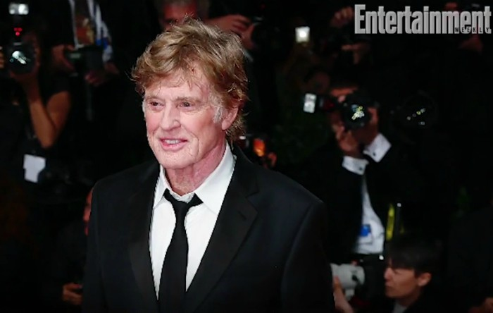 Robert Redford (Charles Robert Redford Jr.; n. 18 august 1936)