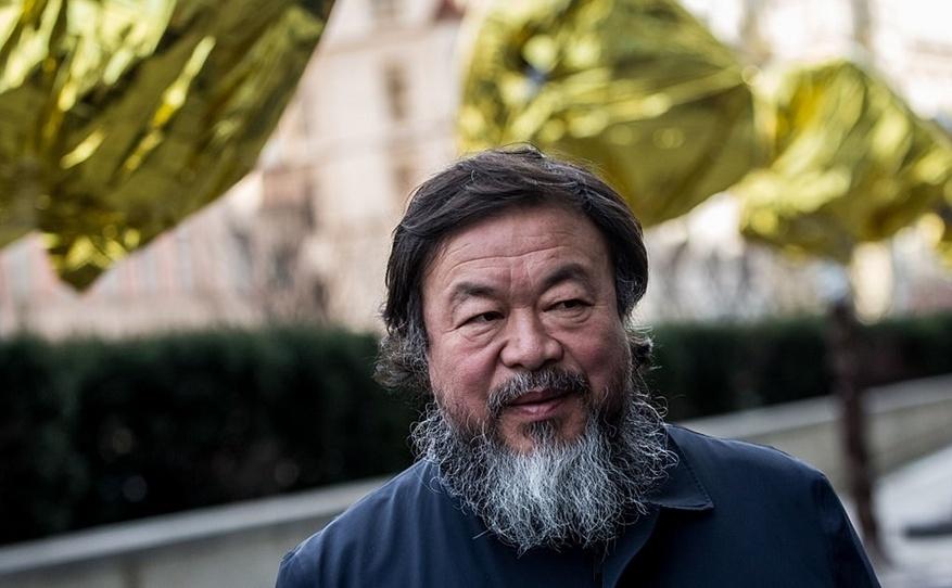 Artistul chinez Ai Weiwei