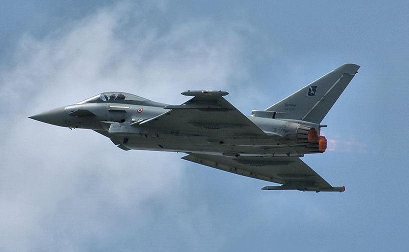 Avion de vânătoare Eurofighter