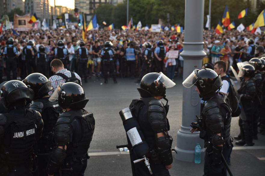 Mitingul Diasporei din Piaţa Victoriei, 10 august, 2018, Bucureşti