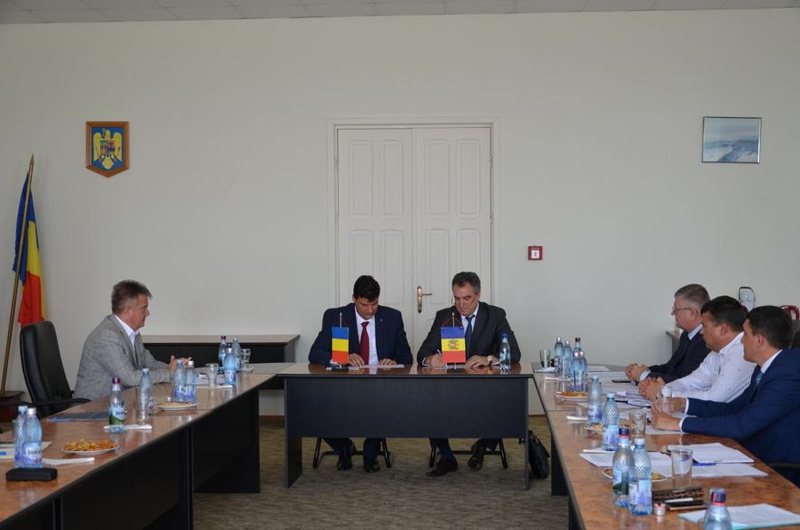 Bogdan Lari Mihei şi Vitalie Vrabie
