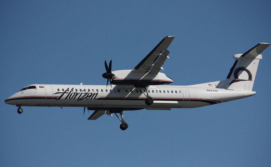 Avion al companiei aeriene americane Horizon Air