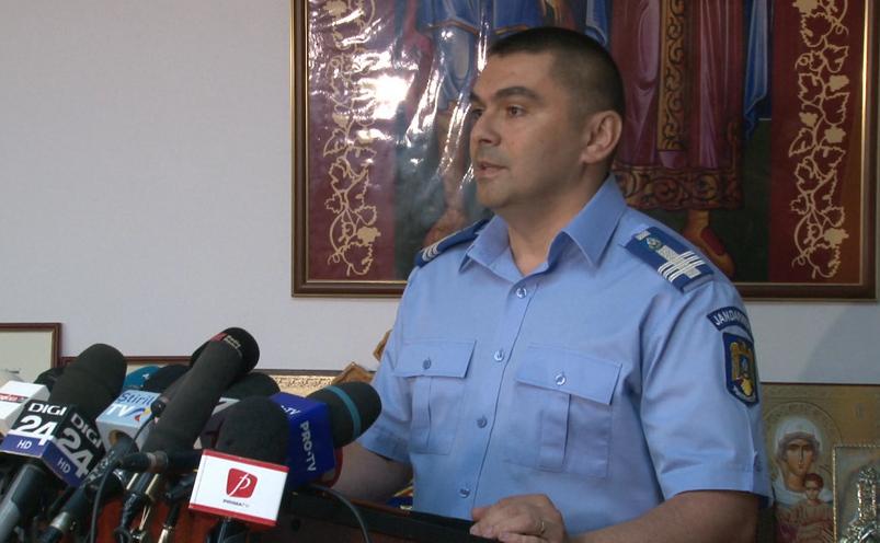 Sebastian Cucoş, declaraţii pentru presă