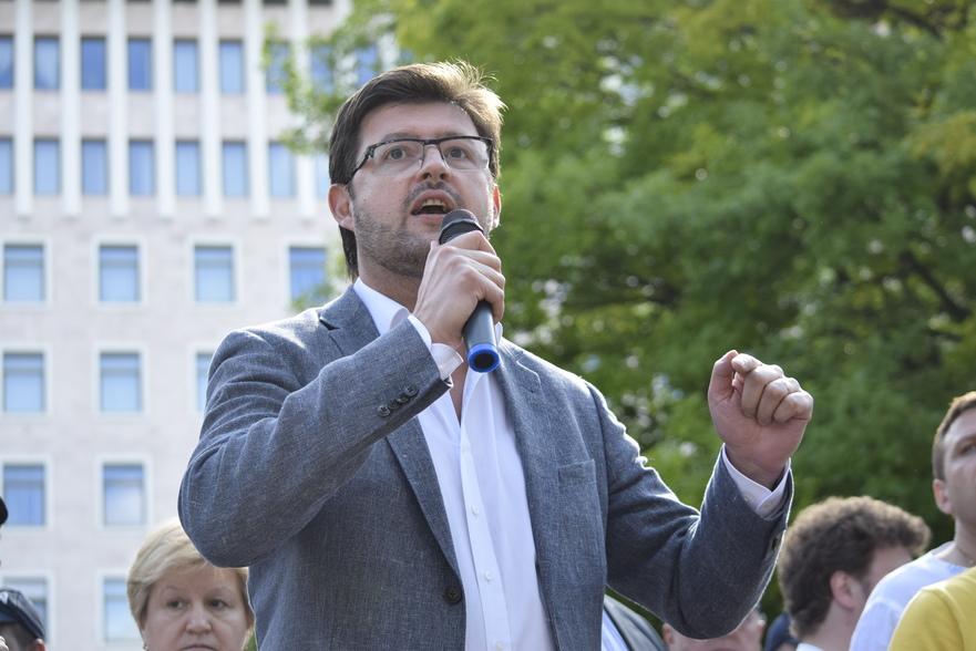 Andrei Popov, preşedintele Institutului de Iniţiative Strategice