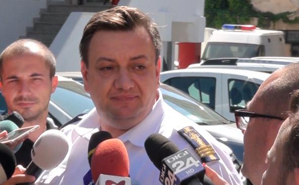Ionel Corbu, prim-procuror la Parchetul Militar