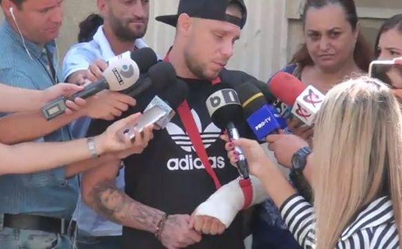 Taximetristul care îi ducea pe turiştii israelieni bătuţi de jandarmi