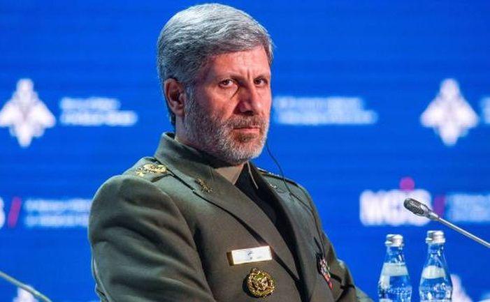 Ministrul iranian al Apărării, Amir Hatami