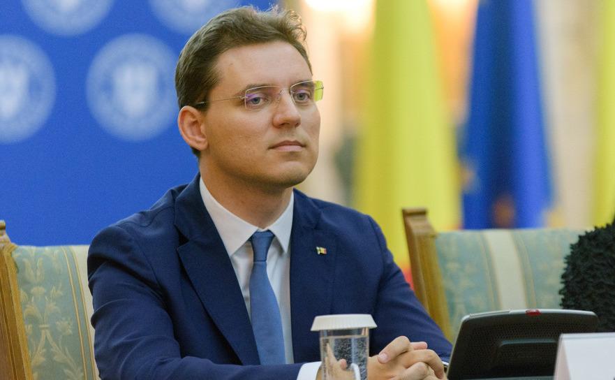 Victor Negrescu (Ministrul delegat pentru Afaceri Europene),