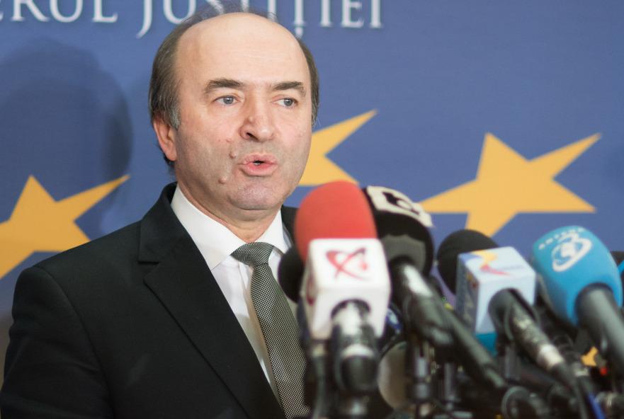 Tudorel Toader (Ministrul Justitiei),