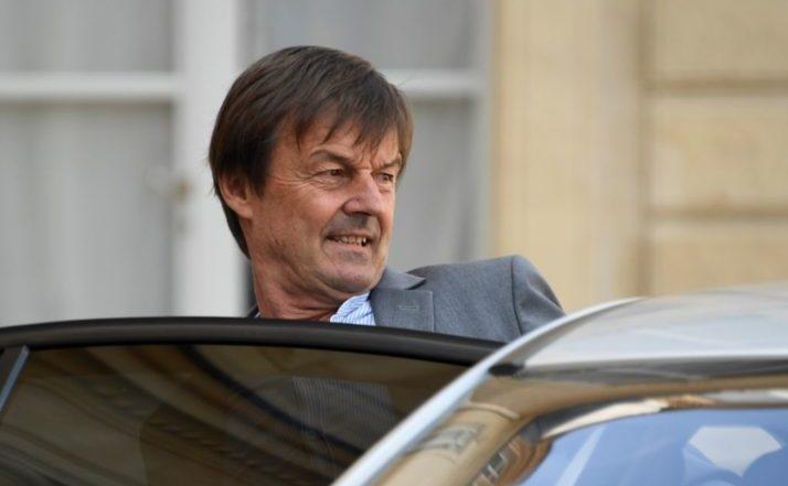 Ministrul francez al Mediului, Nicolas Hulot