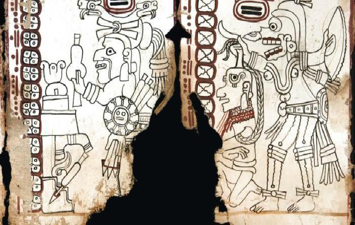 Cod maya antic, autentificat de experţii din Mexico City