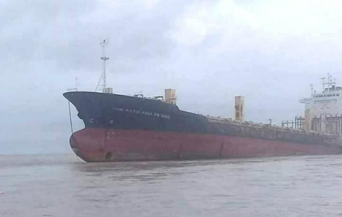 """Cargobotul indonezian                  """"Sam Rataulangi PB1600"""""""